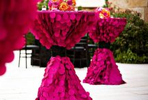 Outdoor Party Table Covers