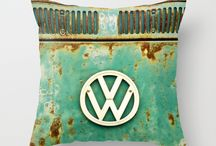 I love my VW / by Shannon ONeill