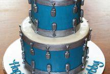 Drumsteltaart