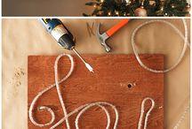 Christmas Crafts / by Brittni Johnson