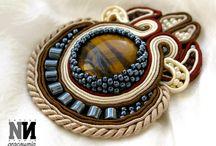 Nefryt Studio pracownia - my works / Handmade unique jewellery.
