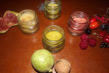 Κηραλοιφές / Παραδοσιακές Κεραλοιφές/Κηραλοιφές με δικά μας βότανα και φαρμακευτικά έλαια παραγωγής μας Handmade Beeswax creams