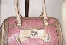 GUESS woman big pink bag #guess #Satchel