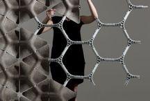 Patrones Geométricos / Geometría y Matemática plasmada en el diseño.
