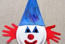 Circus Theme Ideas / by Jennifer Mattingly
