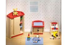 Prinsessen poppenhuis