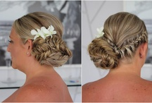 Wedding Hair Designs / Braided Hair Designs by Lisa Allen www.makeupartistphuket.com