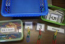 Teaching Pre-K Numbers & Math / by Sarah Calteux