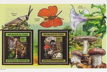 New stamps issue released by STAMPERIJA | No. 343 / TCHAD 2013 Code: TCH13109a-TCH13117c
