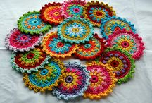 *COLOR COMBO'S for both home and crochet / What I'm pinning here is NOT the item but the color combo's  / by Janet Marie