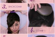 Hair styles and tips!! / BEAUTIFUL HAIR STYLES AND TIPS!! / by Reese McWhorter