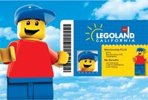 LEGOLAND California Tickets / by LEGOLAND California