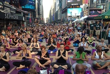 WSJ Yoga / by The Wall Street Journal