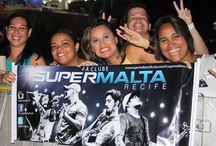 Malta / Esse painel, é onde vou colocar todas as artes gráficas feitas para o SuperMalta Recife, o fã clube criado por amigos e eu para a Banda Malta.