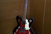 Jolana Made in Czechoslovakia / Gitary Jolana