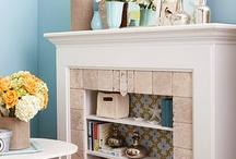 Creative Fireplaces