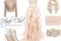 dress and hijab fashion
