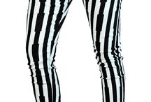 Black and White Clothing, Accessories and Footwear / Black and White Clothing, Accessories and Footwear