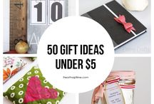 Homemade Gifts / Because making them yourself gives the gift a special meaning.