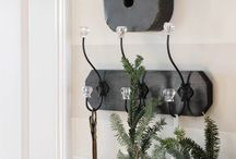 Holiday Decor / Holiday decor inspiration.