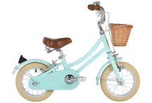 Jai's first bike