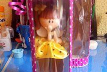 embalagem para boneca