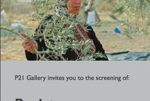 Film Screening followed by Q&A: Resistance Recipes / P21 Gallery invite you to:  Film Screening followed by Q&A.  Resistance Recipes.  A film by Dasa Raimanova.  Wednesday, 27th April 2016, 18:30hr - 20:30hr.  Tickets: £3 at the door.  RSVP: https://podio.com/webforms/15509926/1039697