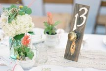 ★ Numéros de table ★