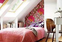 Dormitorios / Fotos de decoración de dormitorios. Decoración de habitaciones.