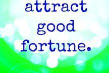 Prosperity & Abundance thank you