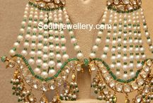 Pearls and dimonds