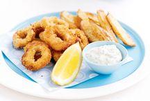 Θαλασσινά ψάρια