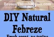 Febreeze diy natural