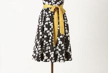Dresses I've Worn to Weddings / by Jeannine Barber