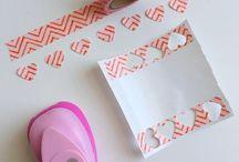 DIY Cards - Washi tape