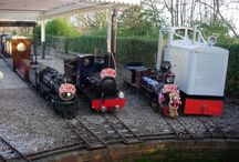 Old/Cool/Miniature Trains