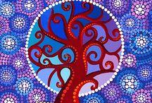 pointillisme peindre