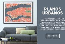 Miscelanea / Cartografía, Mapas, Urbanismo, Arquitectura, Arte Cartography, Maps, Urbanism, Architecture, Art