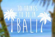 T R A V E L | Bali