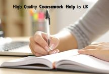 Coursework Help UK , Australia & Singapore / Offering quality coursework help for your undergraduate, post-graduate, diploma and other courses. We are expert at handling coursework writing services for various educational institutions of UK, Australia and Singapore.