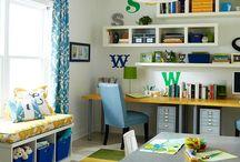 Family study room