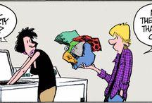 Comics / by Diana Gonzalez