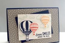 Stampin' Up Lift Me Up Stamps & Dies