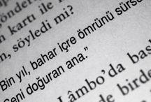 şiir..
