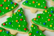 Bakery for Christmas / Weihnachtsbäckerei / Christmas cookies and more for a little bakery