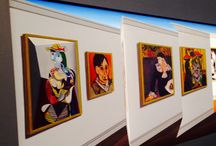 Art galleries and exiib / Art galleries and  exhibitions pieces i have loved and like to Share