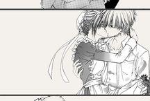 Usui x Misaki