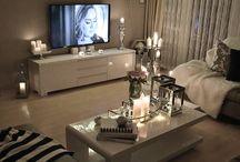 Návrhy obývacích pokojů
