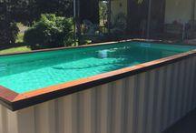 Piscine bassin aixois