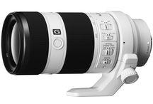 Sony Alpha Lenses / Sony Alpha Lenses